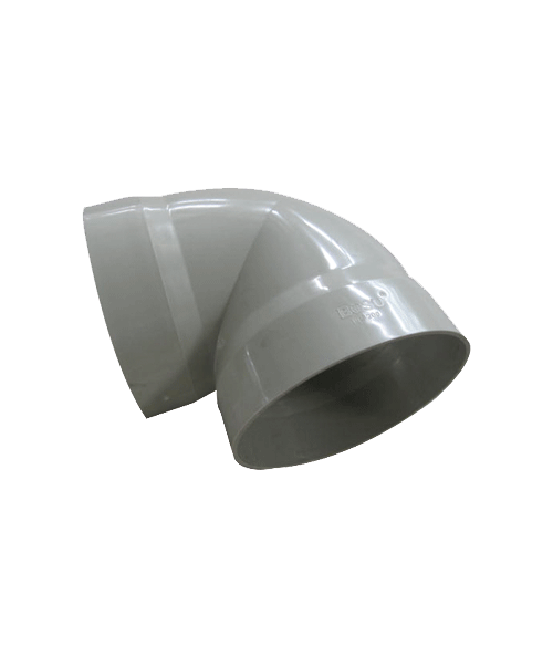 PP air duct elbow